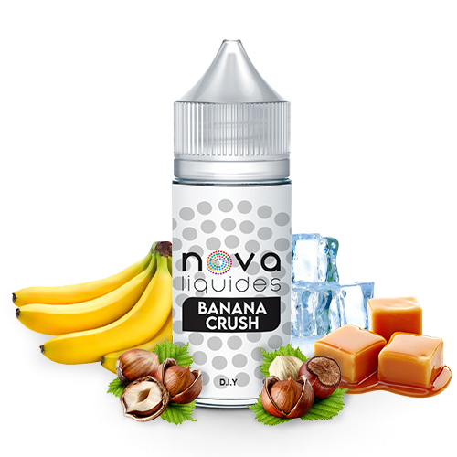 D.I.Y. Nova Liquides - Banana Crush 30ml