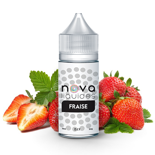 D.I.Y. Nova Liquides - Strawberry 30ml