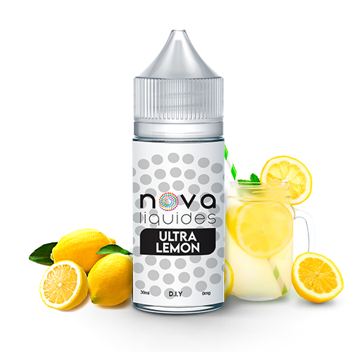 D.I.Y. Nova Liquides - Ultra Lemon 30ml