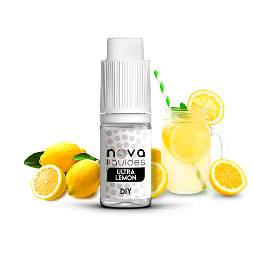D.I.Y. Ultra Lemon 10ml - Nova Liquides