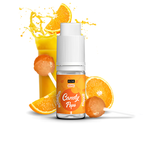 D.I.Y. Candy Pops - Orange 10ml