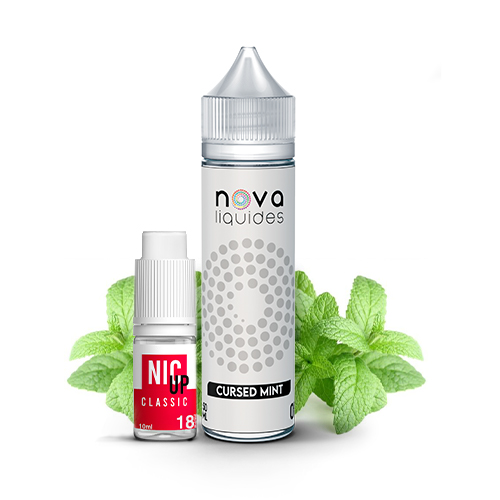 Nova Liquides Cursed Mint 60ml E-liquid