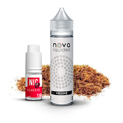 Nova Liquides Virginie 60ml E-liquid