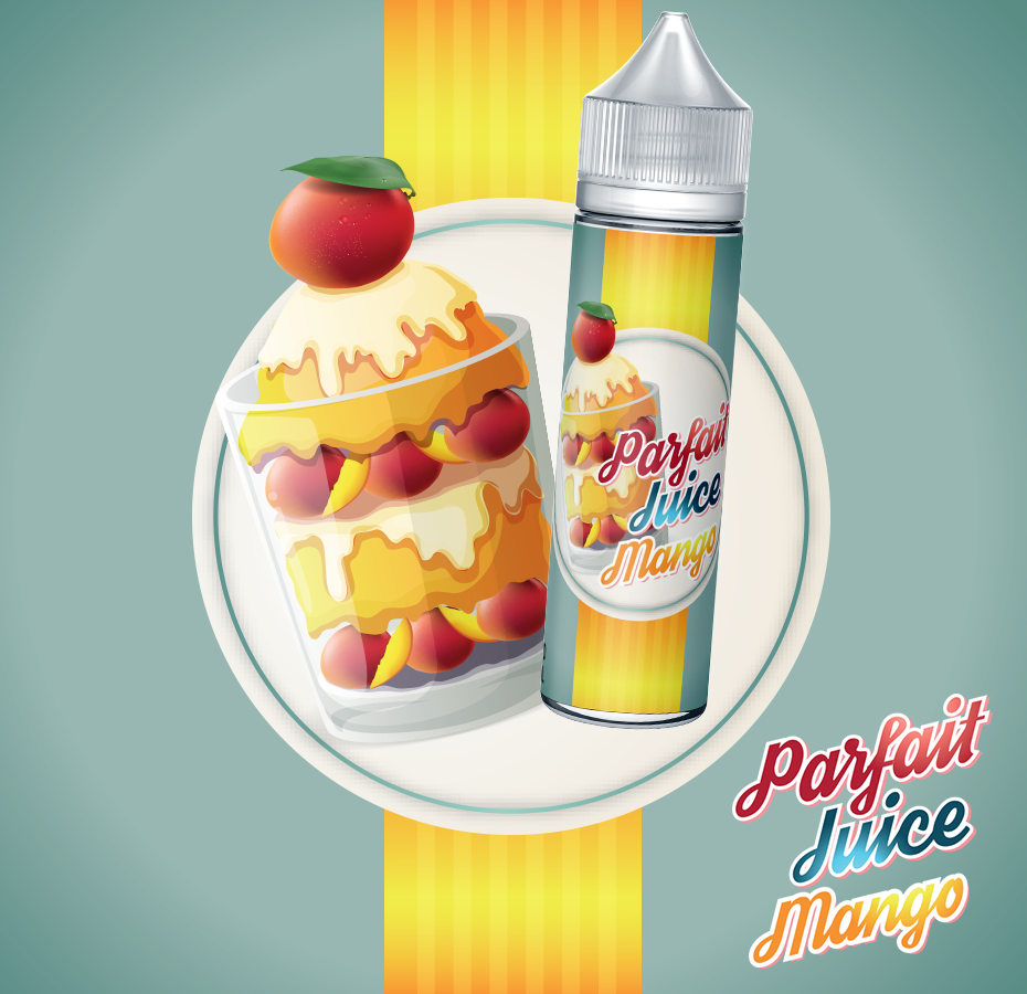Vapor Boy Equal Series Mango Flavor E Juice
