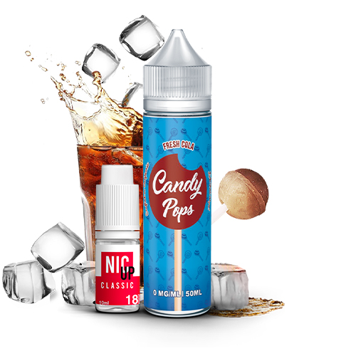 Fresh Cola 60ml - Candy Pops