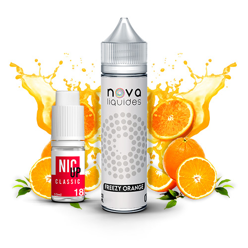 Liquidi Nova Liquides Freezy Orange 60ml