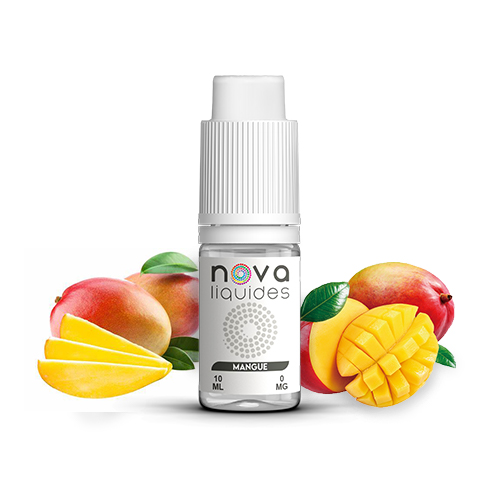 Nova Liquides Mangue 10ml E-liquid | vapeur france