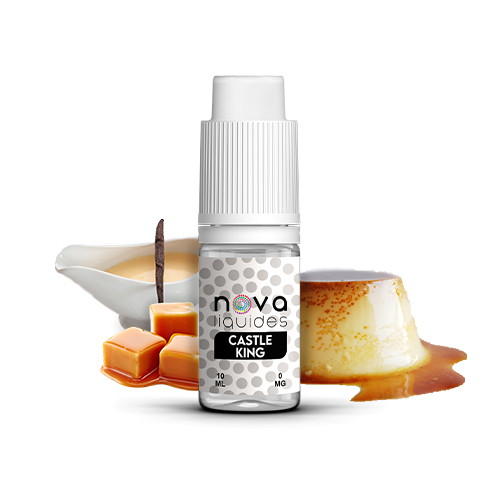 Nova Liquides Castle King 10ml E-liquid | vapeur france