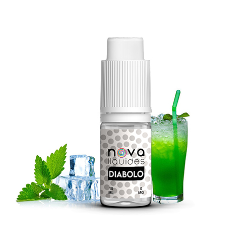 Nova Liquides Diabolo 10ml E-liquid | vapeur france